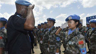 Chinese peacekeeping medical team promotes refugee medical assistance in S. Sudan