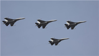 Su-35 fighter jets commissioned: national defense ministry