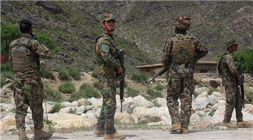 IS commander among 5 killed, 2 captured in E. Afghanistan