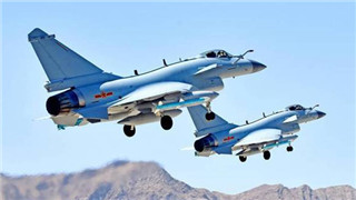 Chinese air force begins regular combat exercise