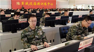 PLA Army conducts assessment for 13 army commanders