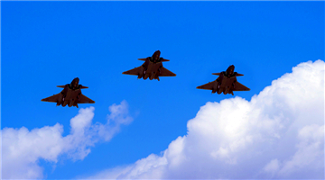 In Pics: J-20 stealth fighter jets conduct sorties