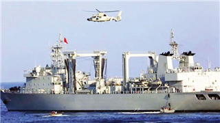 Chinese navy ships to dock in Sihanoukville