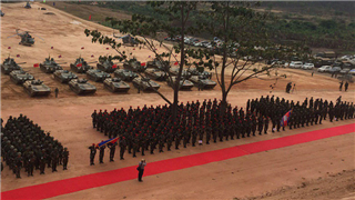 China-Cambodia Golden Dragon joint exercise ends after live-fire drill