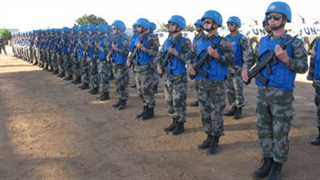 Chinese peacekeeping contingent to Lebanon wins two consecutive UNIFIL awards