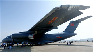 Two options for China to turn Y-20 strategic cargo plane into aerial tanker: magazine