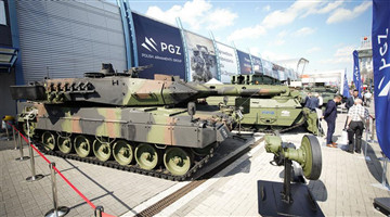 27th Int'l Defence Industry Exhibition held in Kielce, Poland