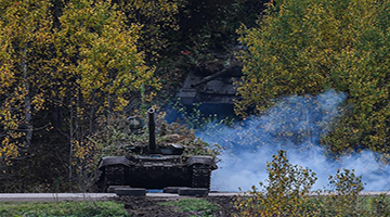 Center-2019 military exercise held in Novosibirsk region, Russia