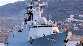 China looks to increase defence ties with South Africa