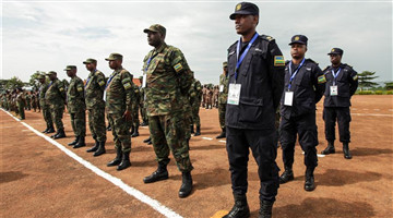 12th edition of Armed Forces Command Post Exercise of East African Community held in Jinja, Uganda