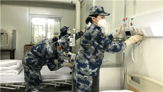 Three military-led hospitals in coronavirus-hit Wuhan increase capacity to 2,900 beds