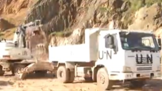Chinese peacekeeping engineers to DRC complete road repair mission