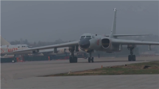 China's elite air force unit conducts training exercise
